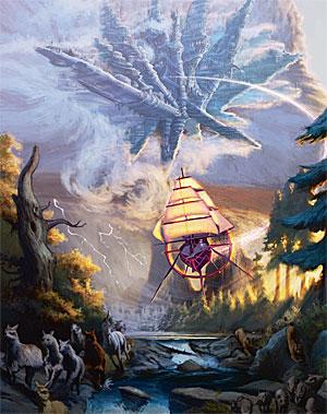 Замок Ледяной Девы