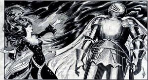 Битва Мистры у небесных ступеней
