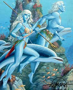 Морские эльфы