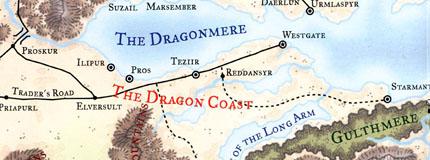 Побережье Дракона