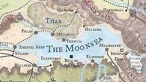 Лунное море